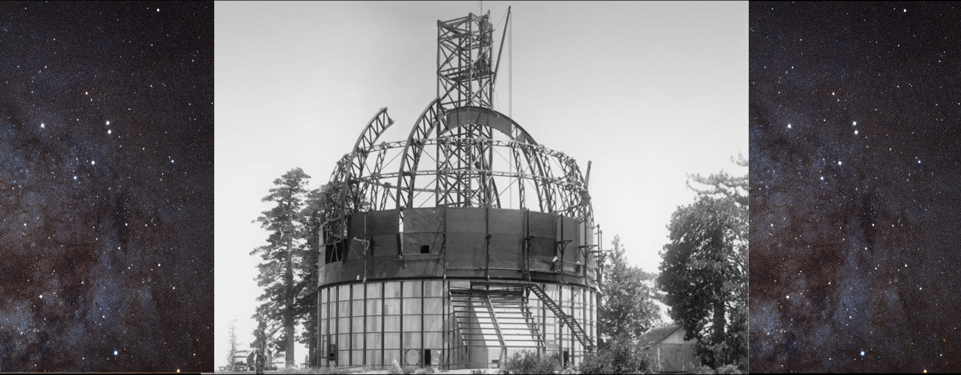 Building the 100-inch Telescope